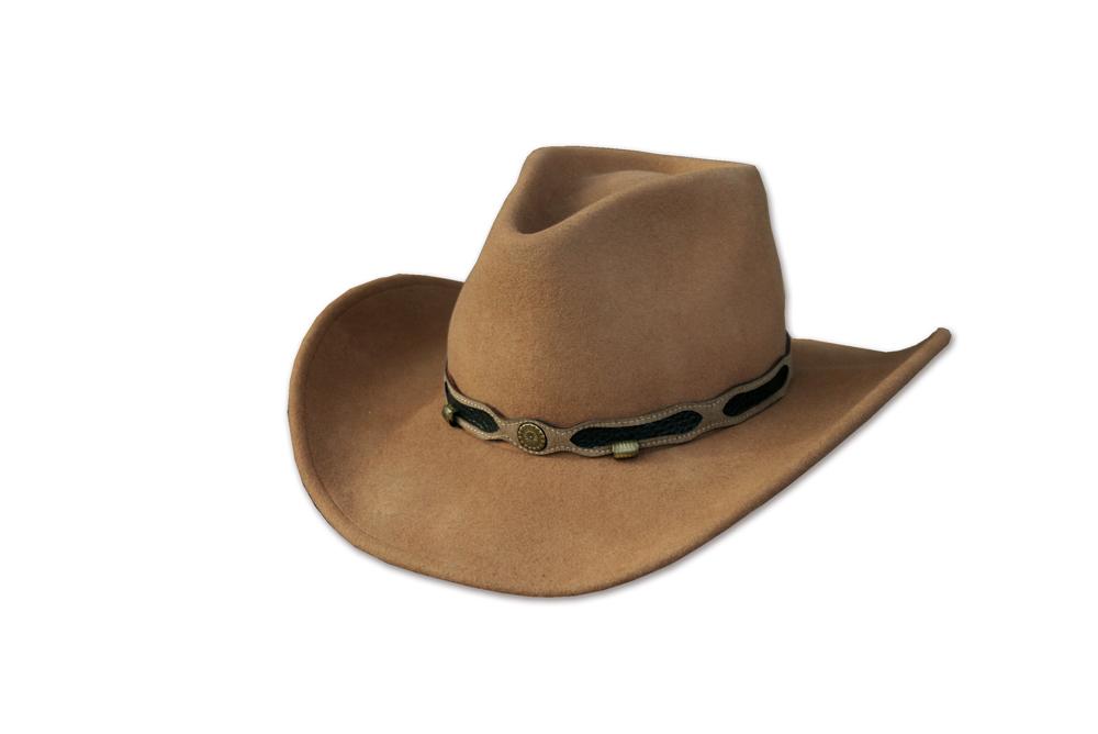 Filz Clint Western Fashion Von Stars Stripes