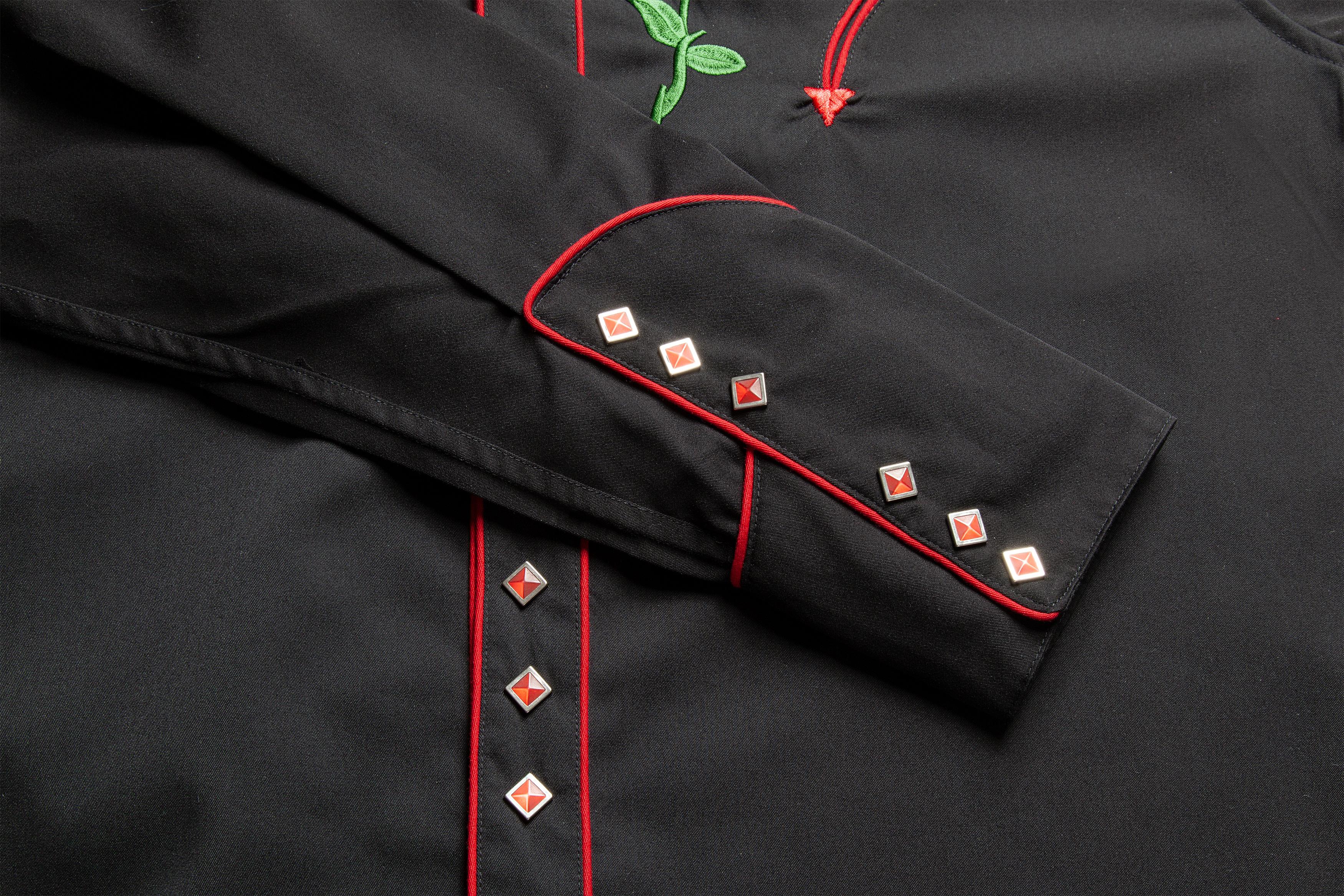 Stars und Stripes Westernhemd Midland BRANDNEU Größe S