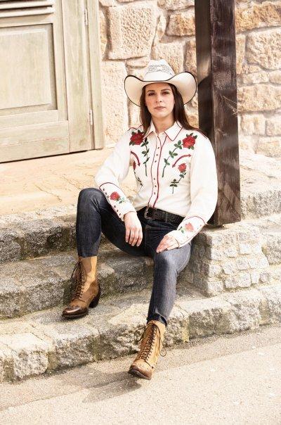 Fur Die Tochter Des Western Western Fashion Von Stars Stripes