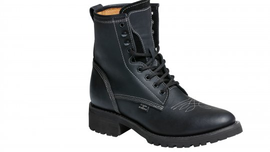 WB 35 black Boots right